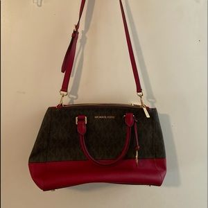 Michael Kors Sutton Satchel EUC